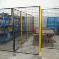 車間隔離網 廠區車間圍欄 汽車車間安全護欄