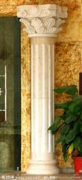 飾紀尚品歐式建筑羅馬柱構件廠家