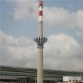 电厂烟囱航标灯维修