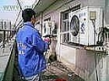 番禺橋南家商用空調清洗移機維修柜機天花加雪種安裝