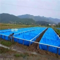 養殖魚池 帆布蝦池定做廠家 養殖帆布水池 帆布養殖