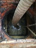 新區梅村鎮隔油池抽污-化糞池清理