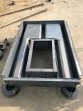 黑龍江低溫凍土U形槽鋼模具佳興技術全面質量放心