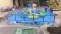 歡樂噴球車 兒童游樂設備