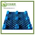 廠家供應1208塑料托盤 藍色新料九腳托盤