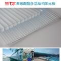 泰安PC阳光板生产 泰安PC耐力板广告箱