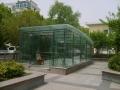 北京大鐘寺安裝玻璃雨棚更換雨棚大尺寸玻璃