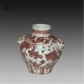青花釉里红瓷器国内拍卖趋势