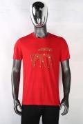 时尚双丝光棉短袖一线品牌折扣时尚运动系列