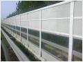 廠家直銷聲屏障公路橋梁百葉鍍鋅板 鐵路鍍鋅板聲屏障