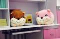 青島歐克拉工藝公司生產加工毛絨玩具定做玩偶公仔禮品