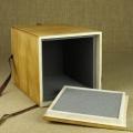 銀壺木盒包裝生產定做15年經驗