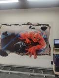 合众立式hc-t63D室内背景山水画彩绘机