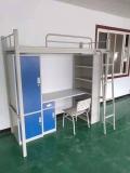 重慶高低床上下鋪鐵床雙層鐵架床