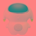 巴巴腾智能早教机器人 中英互译 儿童益智玩具学习故