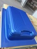 PC ABS旅行箱包板挤出生产设备