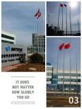 北京市西城區大量批發注水旗桿 戶外大型展示旗桿