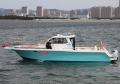 連云港11米玻璃鋼登礁釣魚艇