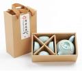茶具小禮品禮盒陶瓷功夫茶具批發定制開業活動禮品小套