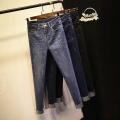 牛仔裤尾货批发市场大量批发摆摊牛仔裤5元批发