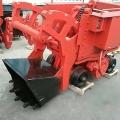 内蒙古铲斗式装岩机 矿用装岩机视频 小型断面用