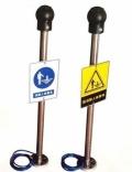 山東化工車間安裝人體靜電釋放報警器