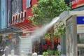 陽江市戶外商業步行街噴霧降溫系統專業生產廠家