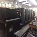 急出海德堡对开印刷机CD102-4