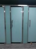 深圳华丽雅卫生间隔断诚招代理 厕所新型隔断出口品质