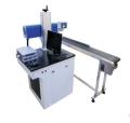 泰州紫外激光打标机打印机价LCD屏雕刻二维码及商标