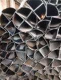 40*60镀锌扇形钢管生产厂家