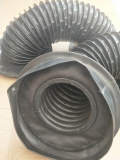 河南壓濾機油缸防塵套,圓筒式油缸防塵套,防塵防腐蝕