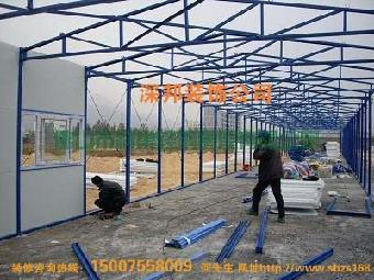 白石厦钢结构厂房安装,西乡钢结构厂房安装