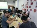 上海老外外企團體學中文機會吸引人的在哪兒呢