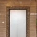 湖北仿石材電梯包口線_電梯門套裝飾