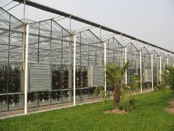 与传统砖混结构日光温室相比