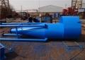 陽泉焦化廠旋風除塵器設備技術原理