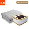 水暖電熱毯雙人水循環單人家用安全調溫水熱毯