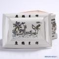 景德鎮陶瓷骨灰壇罐靈堂方盒玉石漢白玉殯葬用品