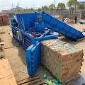 杭州廢編織袋液壓臥式打包機廠商