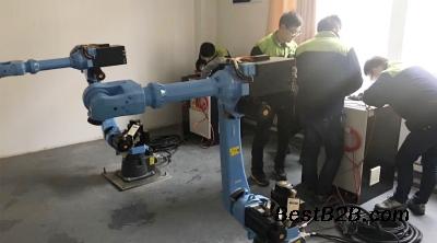 工业机器人培训:做风口上会飞的猪