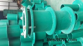 三亚市柔性防水套管和波纹补偿器安装和使用要求
