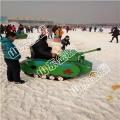 知名品牌山東金耀供應戲雪設備雪地坦克車設備