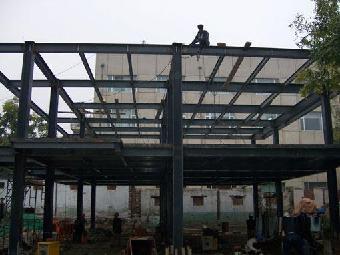 北京门头沟区钢结构阁楼搭建_移动志趣网