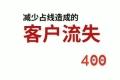 一個有來電顯示的深圳400電話