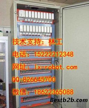 天津南开区串珠变频;施工自动控制柜;施耐德p图纸简单水厂图片