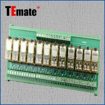 rj1012-p-d24.h信号继电器模组