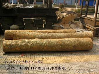 在甘肃,湖北,四川等地,庙宇,祠堂,民居中有很多楠木构件,至于棺椁用
