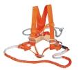 蚕丝绝缘围杆安全带 高空工作 电工安全带-河北宇