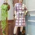 杭州一线品牌毛织连衣裙女装折扣店拿货进货就找广州明